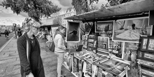 Private Photography Tour in the Latin Quarter
