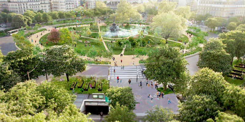 11 New Parks & Green Spaces