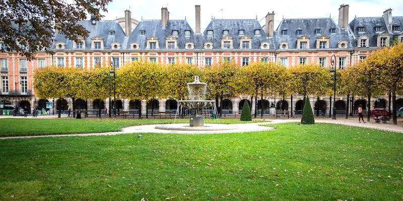 Secrets of the Marais