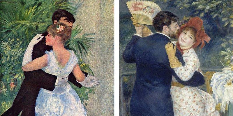 Renoir, Danse