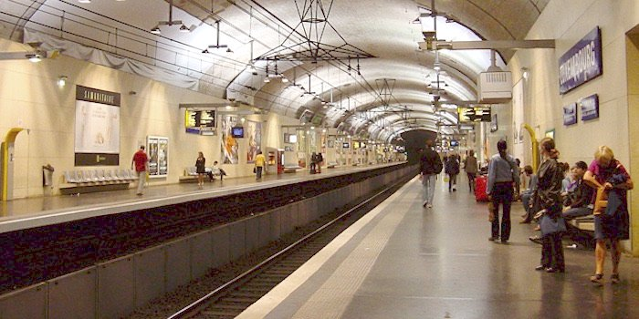 RER Luxembourg