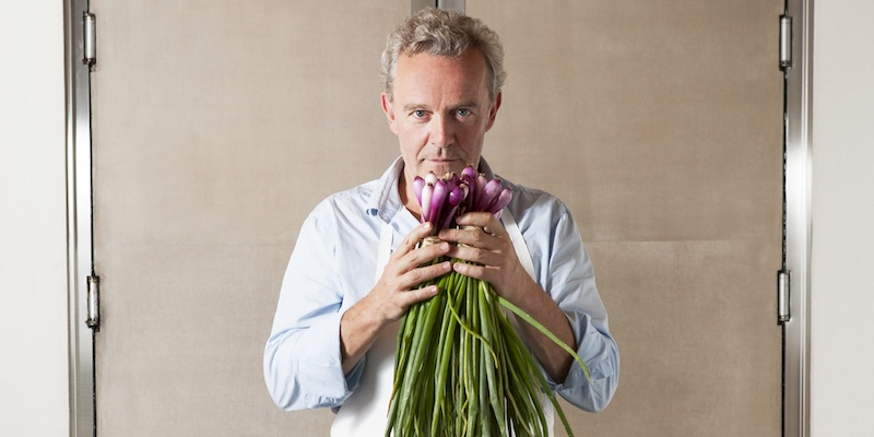 Chef Alain Passard