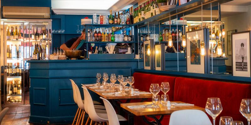 Restaurant Escudella, photo by Mark Craft