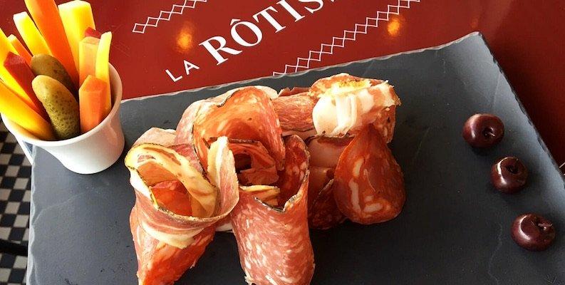 a Rotisserie d'Argent