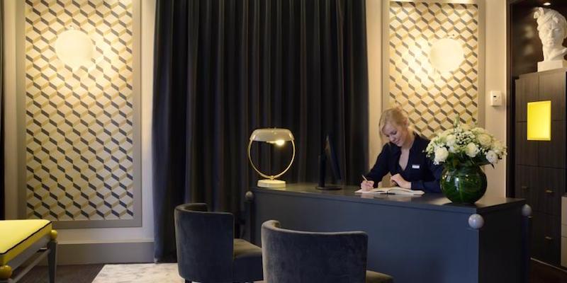 Hotel le Marquis Eiffel