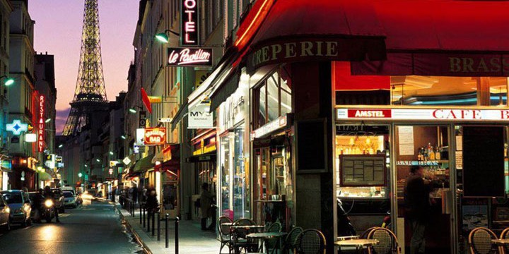 Eiffel Tower Arrondissement