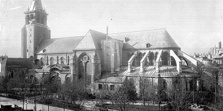 Eglise Saint-Germain-Des-Pres