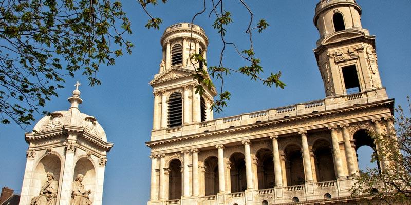 Église Saint-Sulpice Paris
