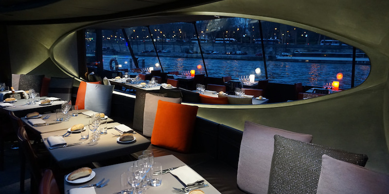 What You Can Expect When You Dine on the Seine