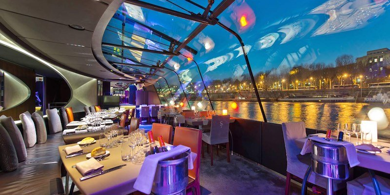 Seine River Illuminations Dinner Cruise