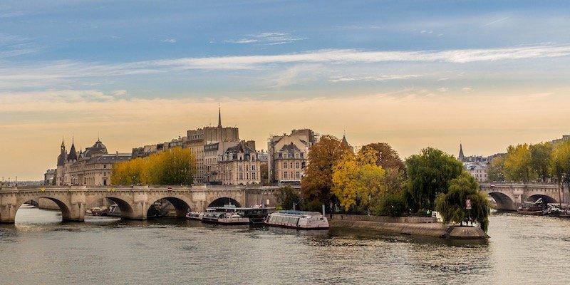 Paris, Ile de la Cite