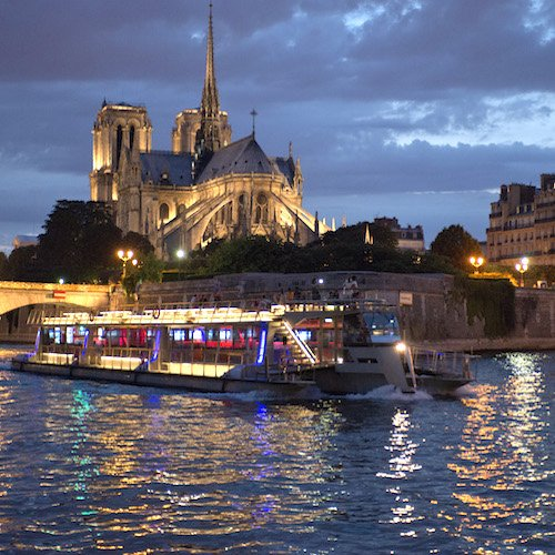 Eiffel Tower, Moulin Rouge, Seine River Cruise