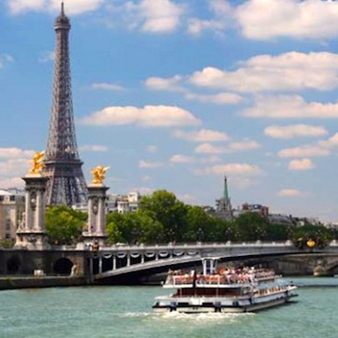 Paris-in-One-Day Sightseeing Tour