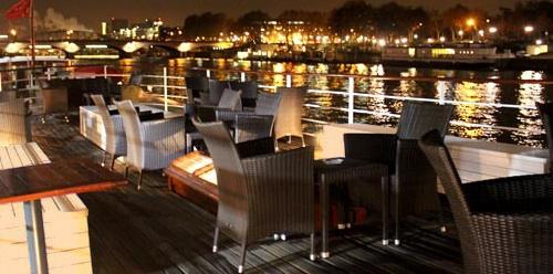 Yachts de Paris Gourmet Dinner Cruise