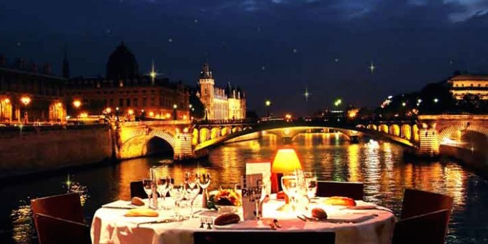 VIP Dinner Cruise with Overnight Stay
