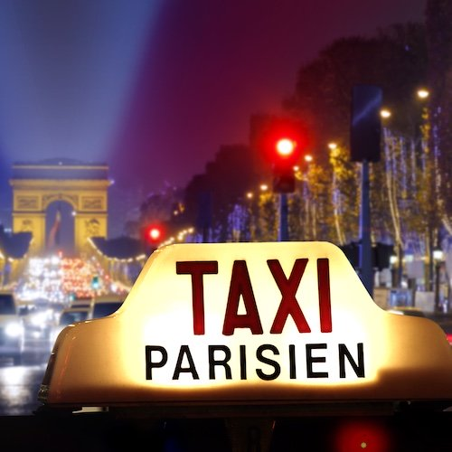 Paris Taxi Guide