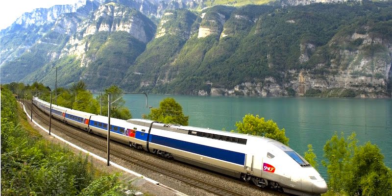 Buying French Train Tickets Online
