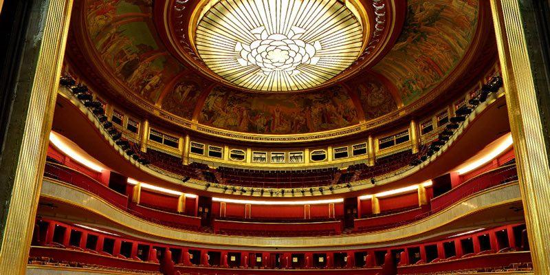 Theatre des Champs-Elysée
