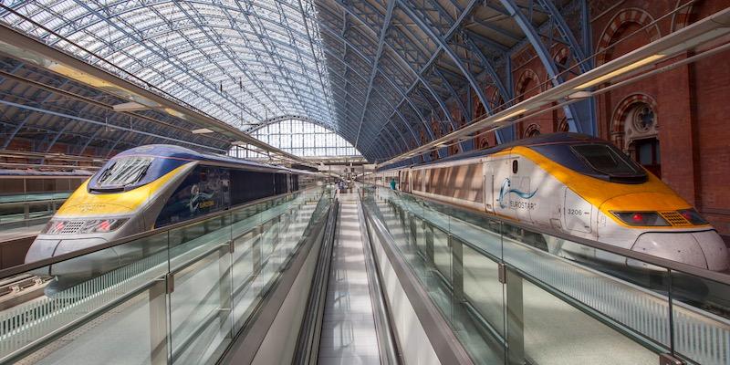 Eurostar From London To Paris