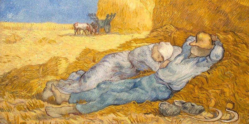 La Meridienne, 1889