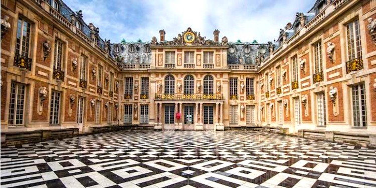 Versailles Half-Day Small-Group Tour