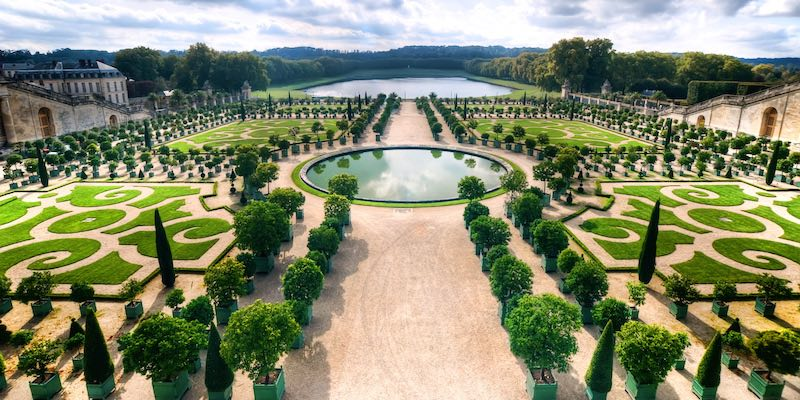 Gardens Of Versailles France 11