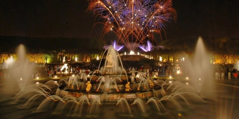 Versailles Musical Fountain Show