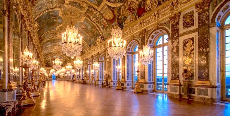 The Best Ways To Visit Versailles