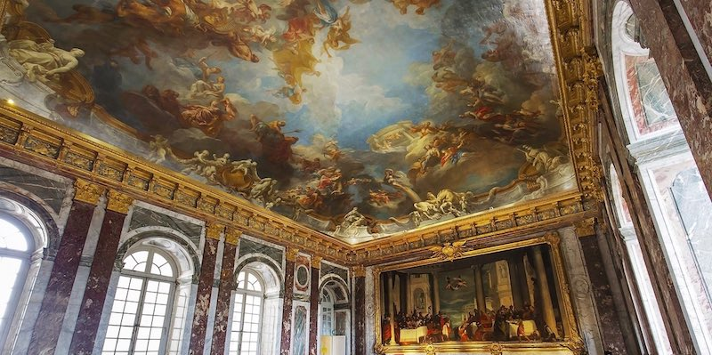 VIP Visit to Versailles