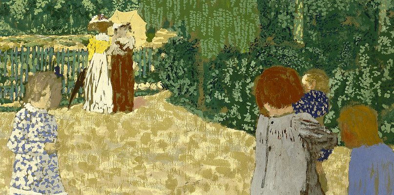 Vuillard, Nabis Movement