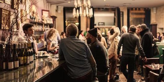 Left Bank Paris Wine Tasting Promenade