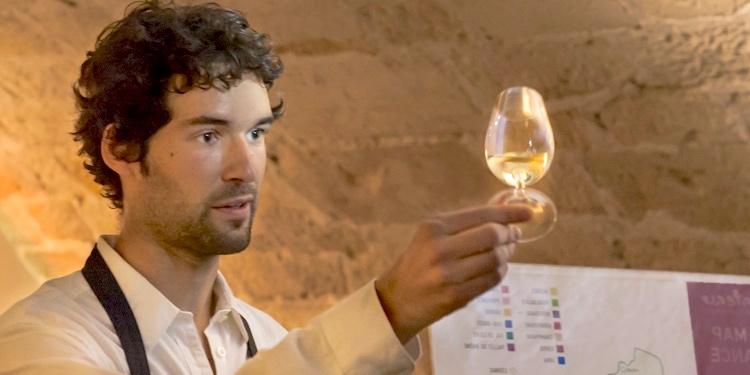 Latin Quarter Wine Tasting